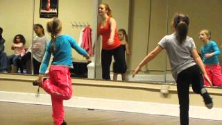 GIRLS JUST WANNA HAVE FUN & DANCE :)