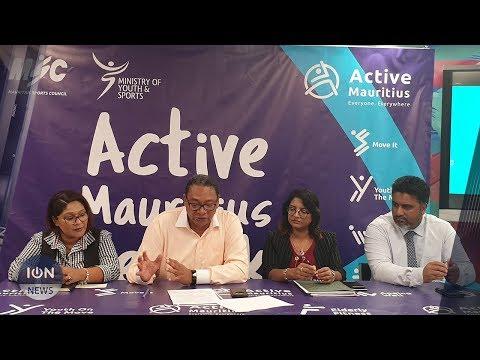 Pour faire du sport autrement, «Active Mauritius debark kot twa» lancé