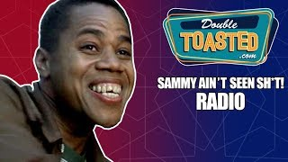 RADIO MOVIE REVIEW - Double Toasted