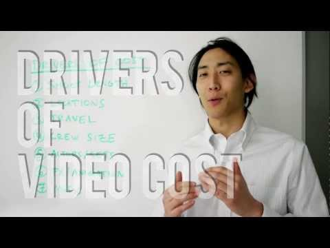 How much do professional videos cost?