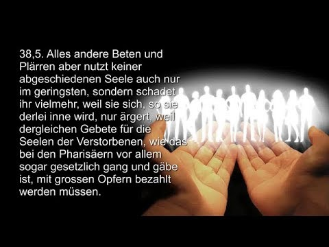 Gebet Für Verstorbene