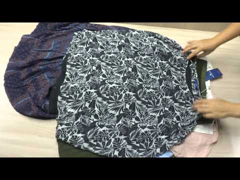Женские футболки и блузки фирмы Tom Tailor сток оптом. Лот 2