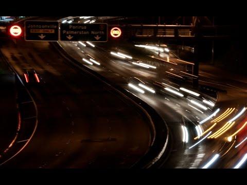 Smart Wellington motorway