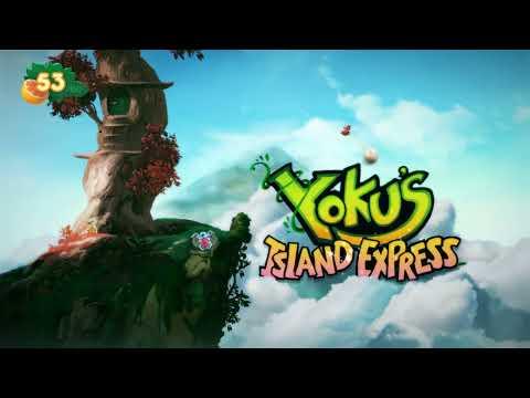 Yoku's Island Express - 1 - kickback |
