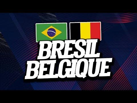🔴 [ LIVE ] BRESIL - BELGIQUE // Club House
