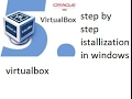 How to use VirtualBox - Step by Step  Tutorial