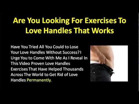 Exercise For Love Handles For Men