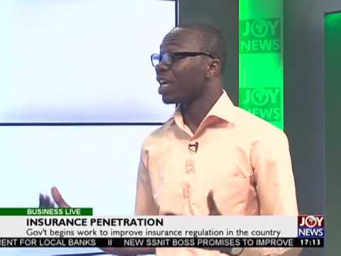 Small Scale Diamond Mining - Business Live on JoyNews (11-4-17)