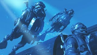 US Navy SEALS in Incredible Secret Mission ! Call of Duty 4 Modern Warfare 2