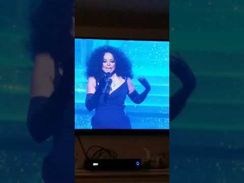 Diana Ross at the AMAs 2017