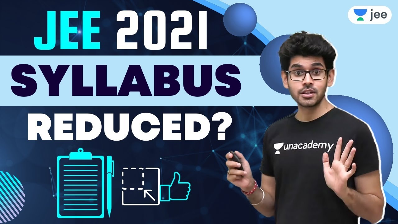 JEE NEET Syllabus Reduced! Confusion Cleared | Unacademy JEE | Namo Kaul #shorts