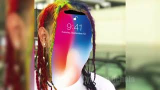 6ix9ine - Gummo, but it's rapped by Siri