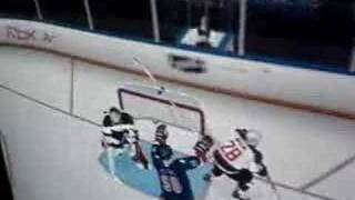 NHL 2K6 Highlight Reel: Playoff Game One