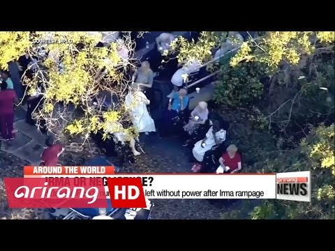 Irma: 8 dead in powerless Florida nursing home