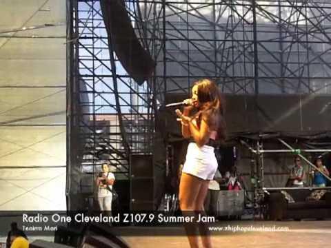 Teairra Mari at Summer Jam Cleveland