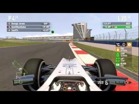 [ARL] F1 2011 GP2 Round 17 New Delhi