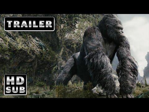 KONG: Skull Island - Tráiler COMIC CON Subtitulado [HD]