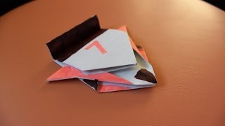 Как сделать машинку из бумаги.(В этом видео я подробно покажу вам как сделать машинку из бумаги., 2014-10-26T21:27:50.000Z)