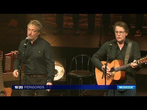 Le concert des 40 ans de Peiraguda