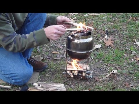 Lightweight Backpackers Dutch Oven Substitute