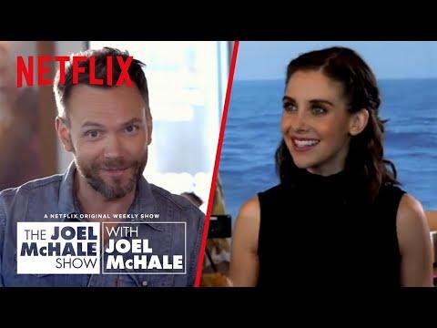 Netflix Tour Preview | Joel McHale Show | Netflix