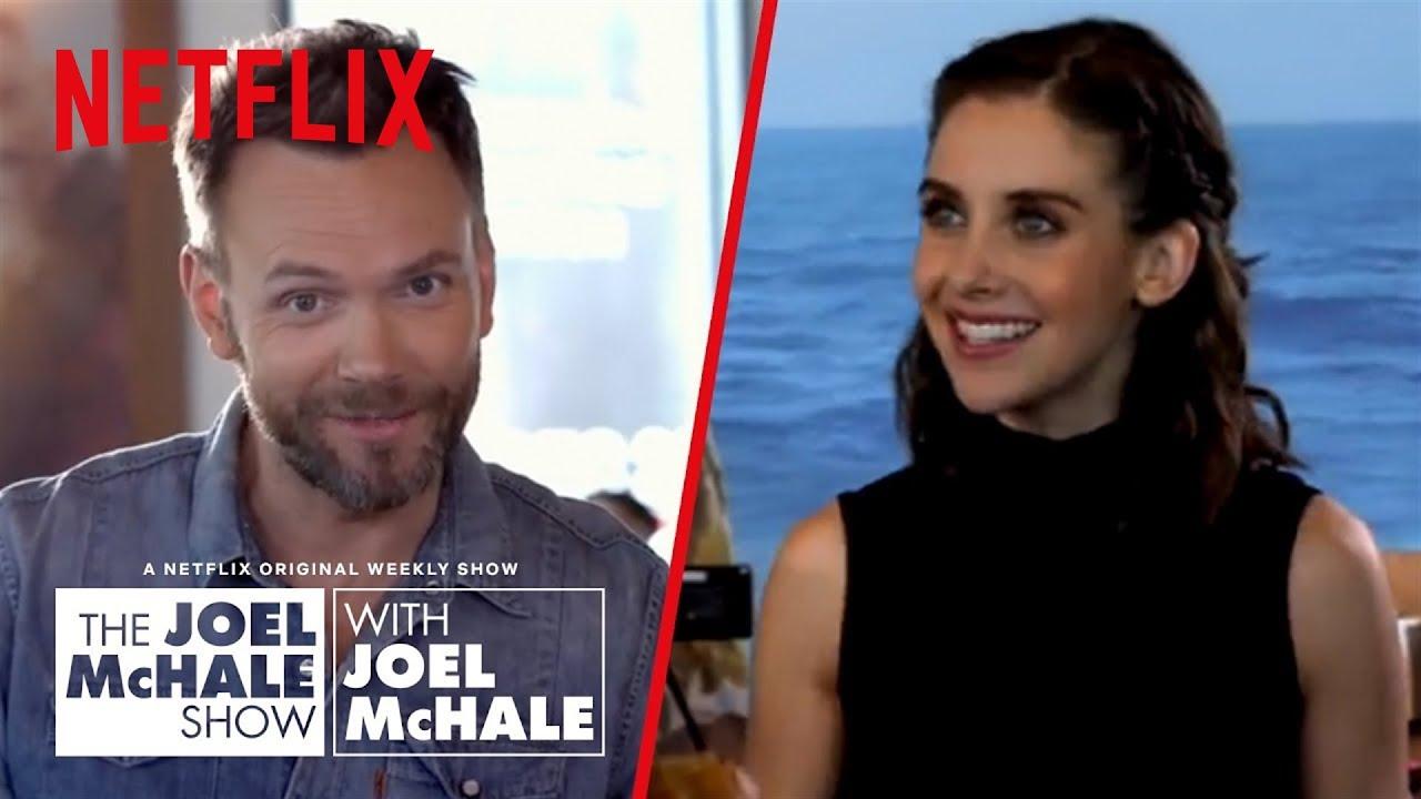 Download Netflix Tour Preview | Joel McHale Show | Netflix