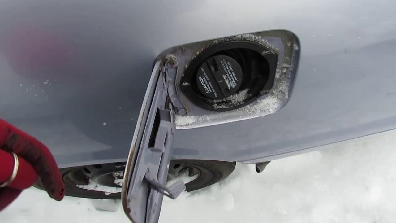 1997 2001 Toyota Camry Gas Door