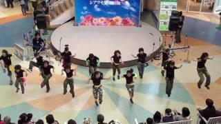 2010/05/02[1] ダンススクール TCスプラウト in ラグーナ蒲郡01