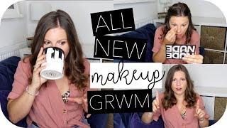All New Makeup GRWM