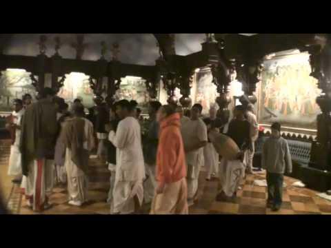 NY Eve Bhajan - Baladev das - Tulasi Puja Prayers - 21/21