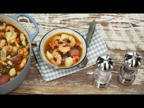 Gulf Coast Seafood Stew   Southern Living