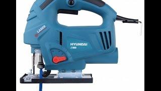 Электролобзик Hyundai J800 смотреть