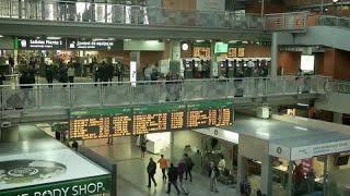 Vuelve la huelga de trenes a España por Navidad