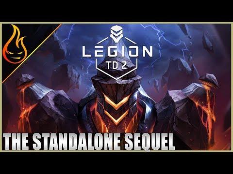 PVP Tower Defense Legion TD 2