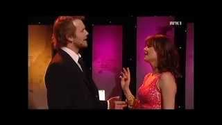 Knut Anders Sørum & Lisa Stokke sings Beauty And The Beast Beat For Beat 2009