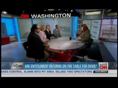 Grijalva Speaks on Progressive Caucus Budget, Immigration Reform on CNN March 17