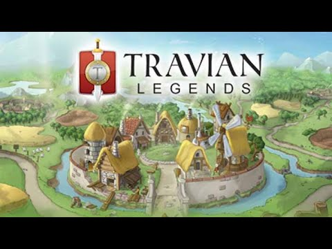 Travian Let's Play Anglo2 EP4: 6 Unique Artefacts, WW Villa And Reports!