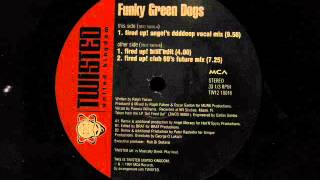 Funky Green Dogs Fired Up Angel Moraes mix Twisted Records.
