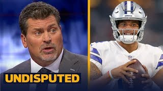 Mark Schlereth says the Dallas Cowboys should be very concerned | NFL | UNDISPUTED thumbnail