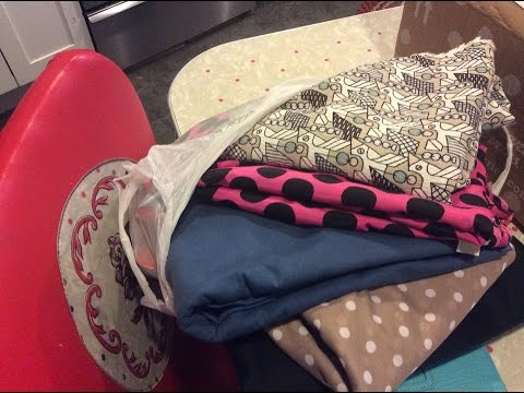 My Fabric Haul From Zinck's Goodville Fabric Outlet in PA
