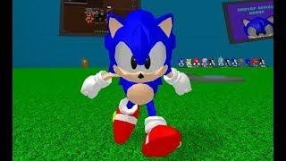 Sonic Ultimate Robo Blast (Sonic Roblox Fangame)