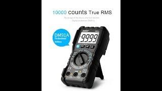 Цифровой мультиметр MESTEK DM91A