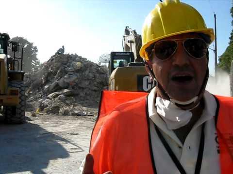 Haiti: CHF International Clearing Roads in Port-au-Prince