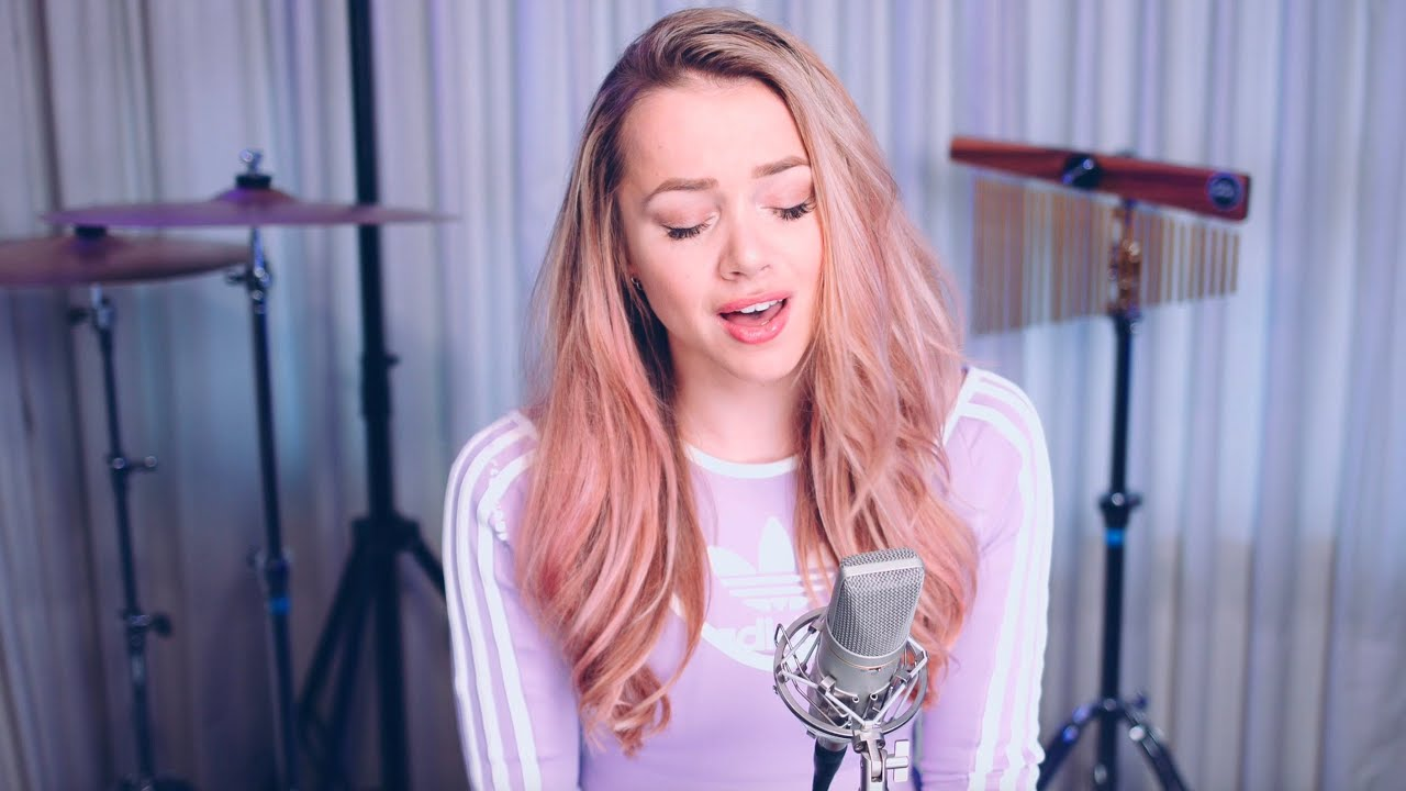 Halsey Without Me Emma Heesters Cover Youtube