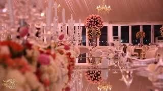 حفل زفاف في قاعة لازورد