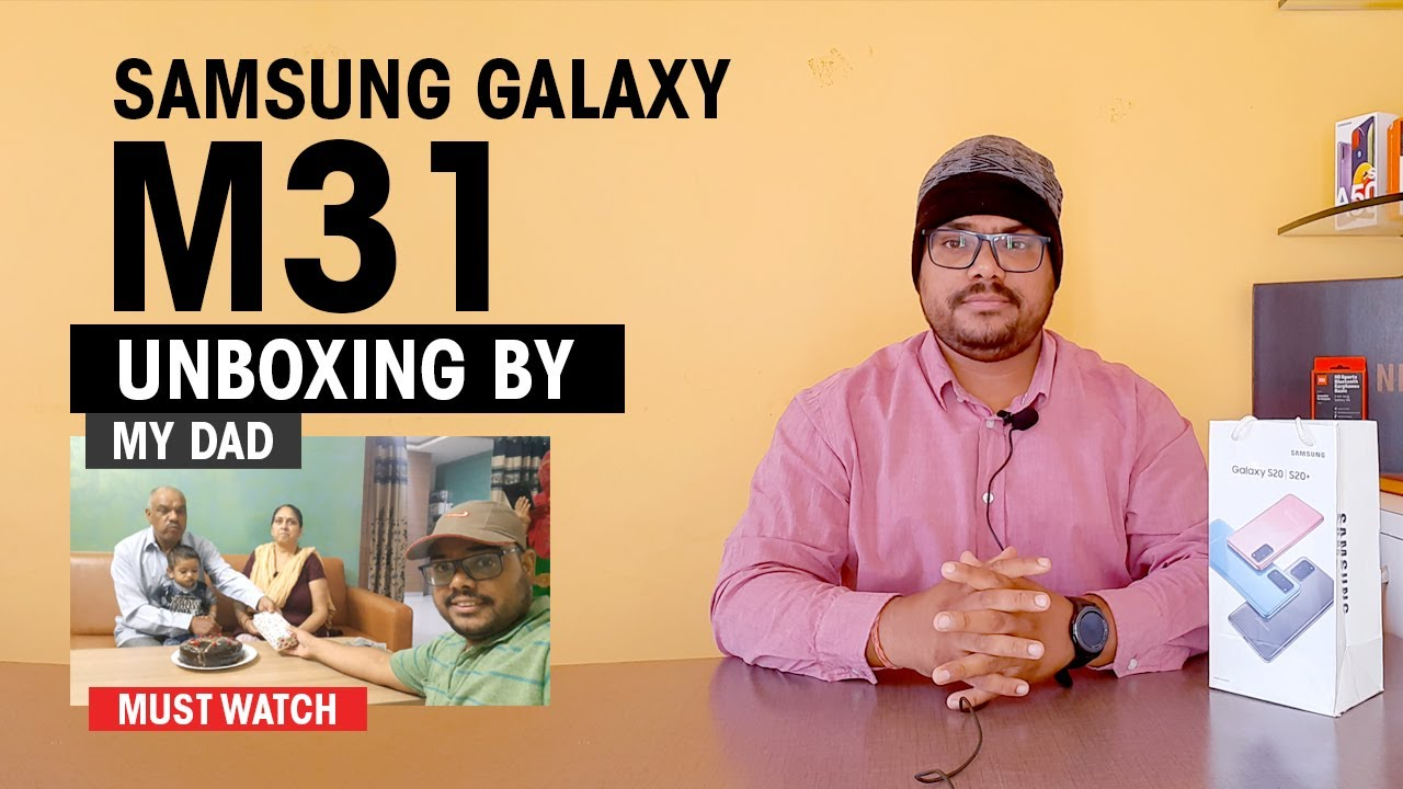 🆕Samsung M31 Unboxing In Hindi 👉🏾 Samsung Galaxy M31 Ocean Blue Unboxing Must see | HashTag India