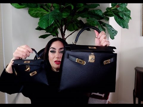 My Entire Hermes Handbag Collection   Sabrina Shekofteh 2019