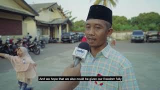 Persecution of Ahmadi Muslims in Indonesia report