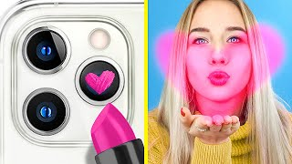 Fun and Easy Instagram Tricks / Genius Photo Hacks for Valentine's Day