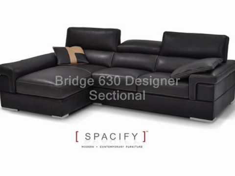 Incanto Italian Modern Upholstered Sofa Collection@spacify.com